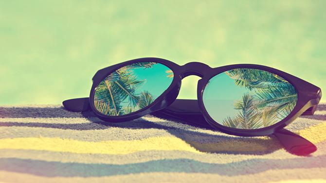 Mirrored sun lenses